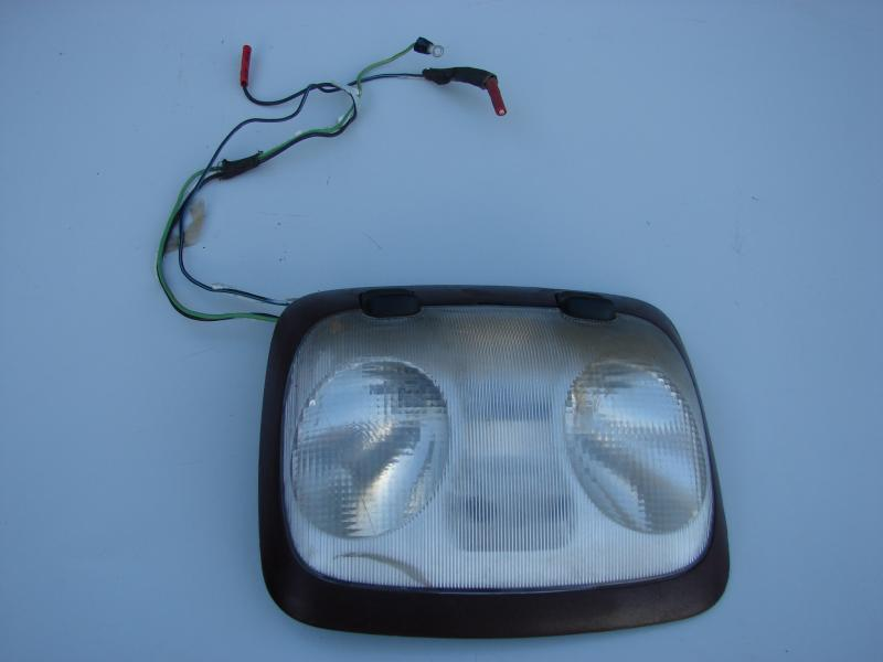 1990s Ford Crown Victoria Interior Light- Used- Maroon